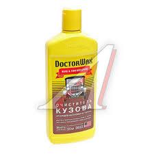 <b>Очиститель</b> битума и следов насекомых 236мл <b>DOCTOR WAX</b>