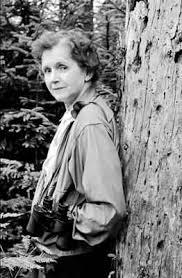 Silent Spring author Rachel Carson