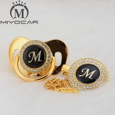 <b>MIYOCAR</b> personalized any <b>name</b> gold and white wooden beads ...