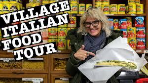 <b>ITALIAN FOOD</b> TOUR & <b>VINYL</b> RECORDS: GREENWICH VILLAGE ...