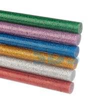 Стержни <b>клеевые REXANT</b> Ø 11 мм, 100 мм, цветные с ...
