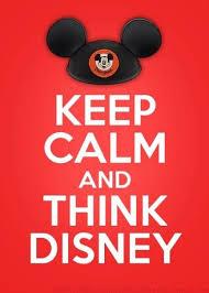 Keep Calm and Carry On Disney Style via Relatably.com