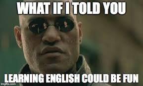 MEMES, JOKES ETC   Luke's ENGLISH Podcast via Relatably.com