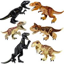 <b>Jurassic</b> world dinosaur <b>building blocks</b> children's toys <b>assembling</b> ...