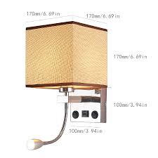Аппликация Мураль <b>светильник</b> E27 лампа USB <b>настенные бра</b> ...