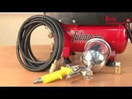 <b>Безмасляный компрессор FUBAG PAINT</b> MASTER KIT. - YouTube