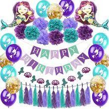 Best value <b>Mermaid</b> Color Party – Great deals on <b>Mermaid</b> Color ...