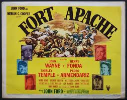 Image result for images from the movie fort apache