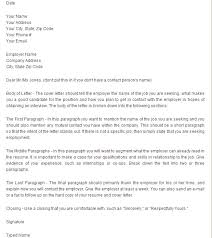 Free Professional Letter Samples   LiveCareer Cover Letter Page