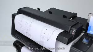 Introduction to the imagePROGRAF TX <b>MFP T36 Scan</b>-to-Copy/File ...