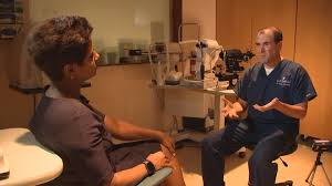 new technology in vision correction surgeries attract more patie dr jay schwartz of schwartz laser eye center was the first doctor in the state