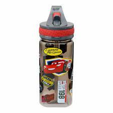 Mickey Water Bottle <b>460ml</b> Casual Orange Square <b>Disney</b> Japan for ...
