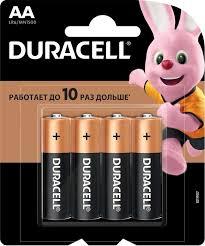 Купить AA <b>Батарейка DURACELL</b> Basic CN <b>LR6</b>-4BL MN1500 в ...