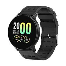 Jual EDS <b>D19 Smart Watch</b> Waterproof Fitness Tracker With Step ...