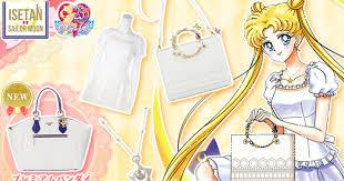 <b>Sailor Moon</b> Collabs with <b>Samantha Thavasa</b>!   Tokyo Otaku Mode ...