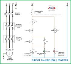 electrical starter wiring diagram electrical image dol starter wiring diagram dol image wiring diagram on electrical starter wiring diagram