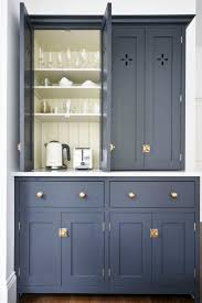 vintage retro kitchen larder drawers cabinet unit our customers sent us this beautiful picture of their devol closed lar