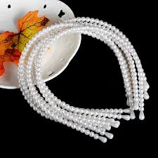 <b>2019</b> New Arrival Trend <b>Fashion Luxury</b> Big <b>Pearl</b> Headband for ...