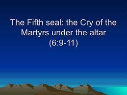 Image result for martyrs in rev 6