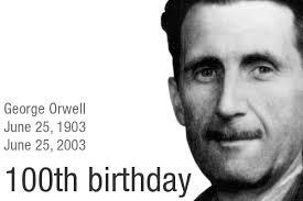 Welcome // George Orwell // www.k-1.com/Orwell