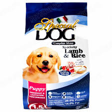 <b>Special Dog</b> Lamb & Rice for <b>Puppy</b> 1.5kg – Petshop.PH