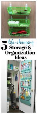 organization ideas storage