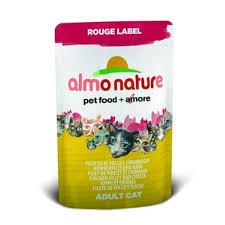 <b>ALMO NATURE ROUGE</b> LABEL ХОЛИСТИК консервы для кошек с ...