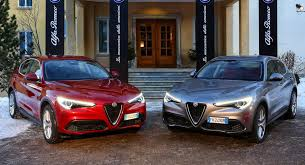 new car launches europeAlfa Romeo Launches New Stelvio SUV In Europe Check It Out In