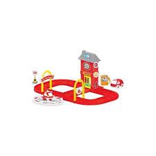 <b>Dolu Игровой набор</b> пожарная станция с круговой дорогой купить ...