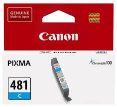 <b>Картридж Canon CLI-481C</b> (2098C001) — купить по выгодной ...