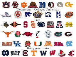 Image result for college day spirit week