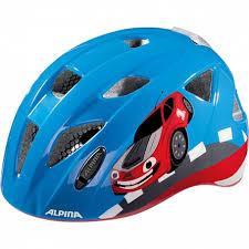 <b>Летний шлем Alpina</b> 2017 XIMO Flash Winter red car - купить в ...