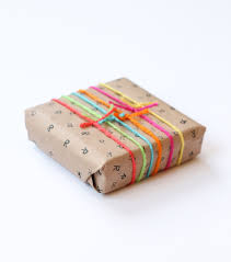 last minute diy gift wrap the crafted life last minute diy gift wrap the crafted life