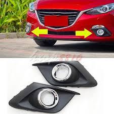 <b>2pcs For Mazda 3</b> Axela 2014-16 Sedan Front Bumper Fog Lights ...