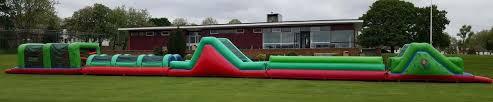 Assault Courses - Bouncy Castle Hire <b>in</b> Kent, East Sussex, West ...