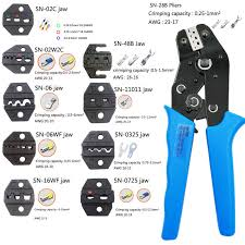 Detail Feedback Questions about Crimping tool 5 in 1 crimping ...
