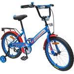 <b>Велосипед AVENGER</b> 18 <b>NEW</b> STAR, голубой/красный ...