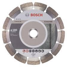 <b>Диск алмазный BOSCH Standard</b> for Concrete сегментный 180х22 ...