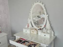 dressing tables hemnes and dressing on pinterest 1950s dressing table mirror with integral lights charming makeup table mirror lights