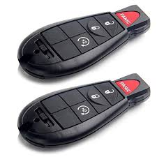 SCITOO 2X 4 Button Uncut Keyless Entry Option ... - Amazon.com