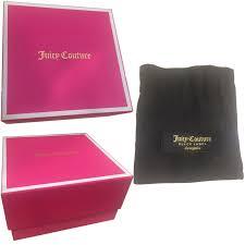 Латунные <b>серьги</b> - пусеты (гвоздики) <b>Juicy Couture YJRU8369</b> ...
