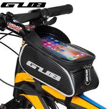 <b>GUB 923 Bicycle</b> Top Tube Bag Waterpoof Convenient 1.2L Large ...