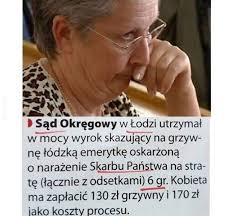 Emeryka naraziła Skarbu Państwa na stratę 6 gr - LOL24