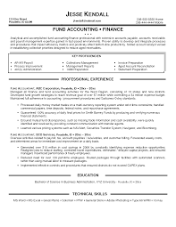 sample resume mutual fund accountant accounting manager resume fund administrator resume