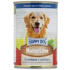<b>Happy Dog Natur</b> line Телятина с сердцем | Отзывы покупателей