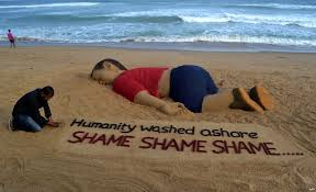 تركيا - السجن اربع سنوات لسوريين بقضية غرق الطفل إيلان الكردي