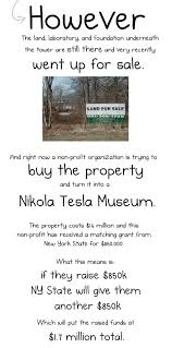 help me raise money to buy nikola tesla s old laboratory the oatmeal help me raise money to buy back nikola tesla s old laboratory