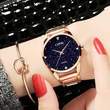 <b>Lvpai</b> Ladies Bracelet Watch Waterproof Simple Watch Women ...