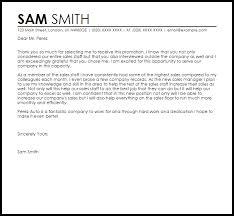 promotion acceptance letter   acceptance letters   livecareerpromotion acceptance letter sample