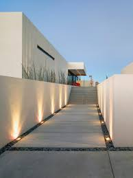 classy lighting on cute gravel awesome modern landscape lighting design